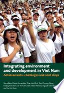 Integrating Environment and Development in Viet Nam