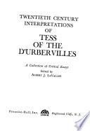 Twentieth Century Interpretations of Tess of the D'Urbervilles