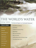 The World s Water 2004 2005