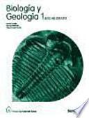 BIOLOGIA Y GEOLOGIA 1 BACHILLERATO LA CASA DEL SABER SANTILLANA