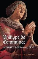Pdf Philippe de Commynes Telecharger
