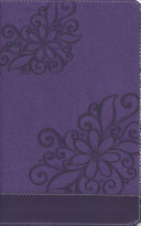 NIV Thinline Bible For Kids Red Letter Edition  Purple