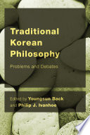 Traditional Korean Philosophy Book