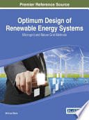 Optimum Design of Renewable Energy Systems  Microgrid and Nature Grid Methods