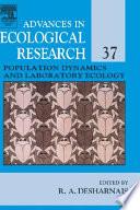 Population Dynamics And Laboratory Ecology