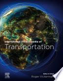 International Encyclopedia of Transportation Book