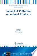 Impact of Pollution on Animal Products Book
