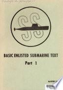 Basic Enlisted Submarine Text