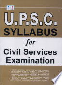 U P S C Syllabus For Civil Services Examination