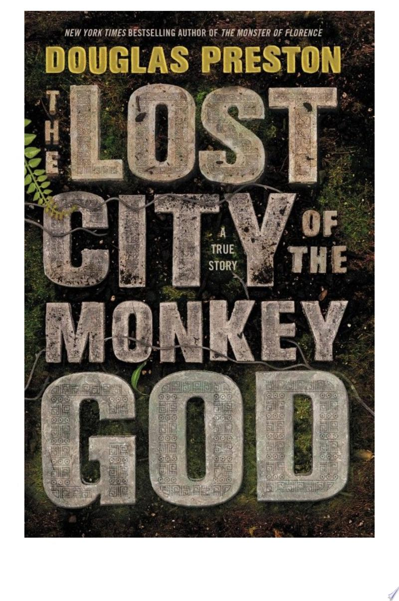 The Lost City of the Monkey God image