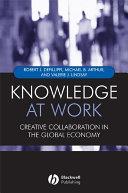 Knowledge at Work Pdf/ePub eBook