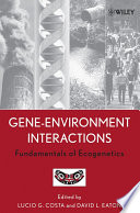 Gene Environment Interactions Book PDF
