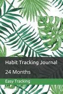 Habit Tracking Journal