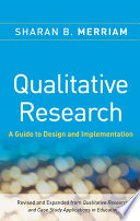 Qualitative Research Book