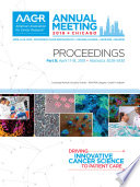 """AACR 2018 Proceedings: Abstracts 3028-5930"" by American Association for Cancer Research"