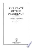 The State of the Presidency