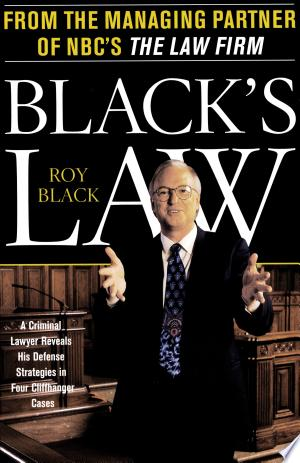 Free Download Black's Law PDF - Writers Club