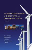 Sustainable Development of Energy  Water and Environment Systems  N Vol  III Book