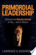 Primordial Leadership Book