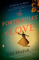The Forty Rules of Love Book