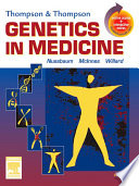 """Thompson & Thompson Genetics in Medicine E-Book"" by Robert L. Nussbaum, Roderick R. McInnes, Huntington F Willard"
