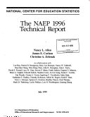 Pdf The NAEP ... Technical Report