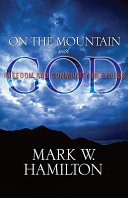 On the Mountain with God
