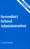 Secondary School Administration