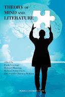 Theory of Mind and Literature Pdf/ePub eBook