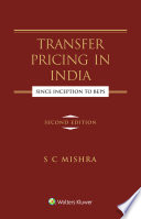 Transfer Pricing In India Since Inception To Beps Book PDF