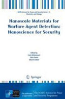 Nanoscale Materials for Warfare Agent Detection: Nanoscience for Security