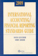 International Accounting Financial Reporting Standards Guide 2009