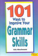 101 Ways to Improve Your Grammer Skills Book