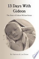 13 Days with Gideon Book