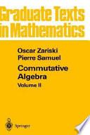 Commutative Algebra II