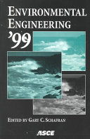 Environmental Engineering 1999 Book PDF