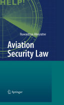 Pdf Aviation Security Law Telecharger