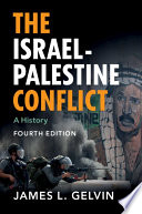 link to The Israel-Palestine conflict : a history in the TCC library catalog