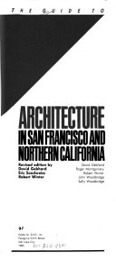 The Guide to Architecture in San Francisco and Northern California