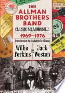 The Allman Brothers Band Classic Memorabilia  1969   1976