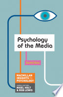Psychology of the Media Book