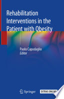 Rehabilitation Interventions In The Patient With Obesity Book PDF