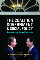 The coalition government and social policy [Pdf/ePub] eBook