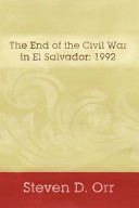 The End of the Civil War in El Salvador  1992