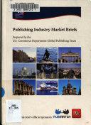 Publishing Industry Market Briefs Book