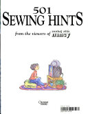 Five hundred one sewing hints