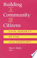 Building a Community of Citizens