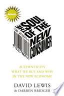 Soul of the New Consumer Book
