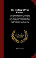 The History Of The Pirates
