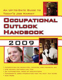 Occupational Outlook Handbook 2009